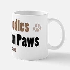 Bassetoodle dog Mug