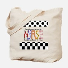 Nurse taking care PILLOW Tote Bag