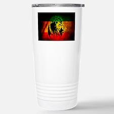 Lion of Judah Stainless Steel Travel Mug