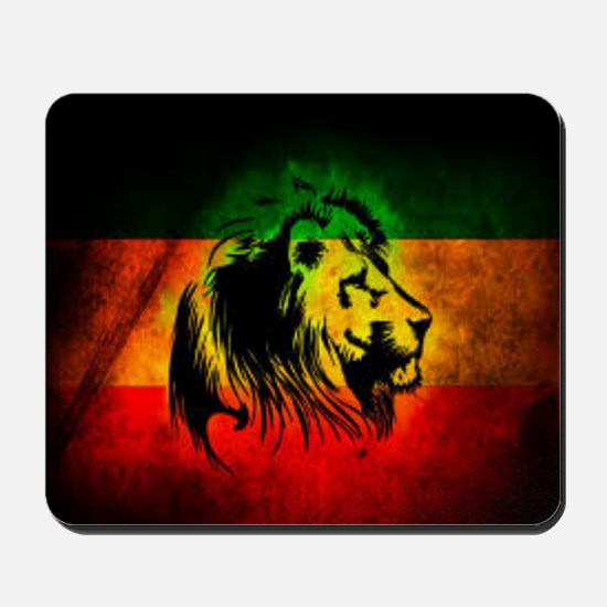 Lion of Judah Mousepad