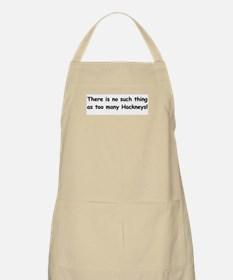 Too many Hackneys? BBQ Apron