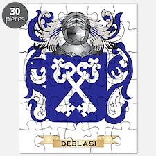 De Carli Coat of Arms Puzzle