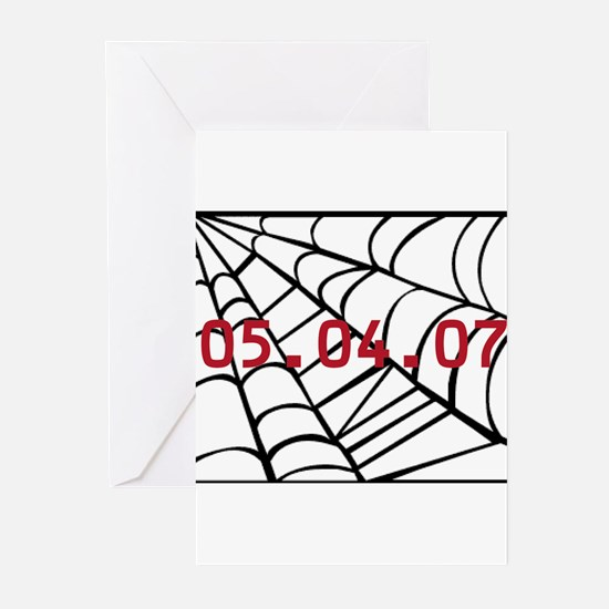 Spiderman Release Date Greeting Cards (Package of