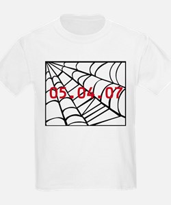 Spiderman Release Date T-Shirt
