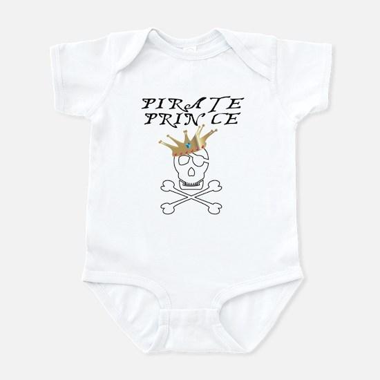 Pirate Prince Infant Bodysuit