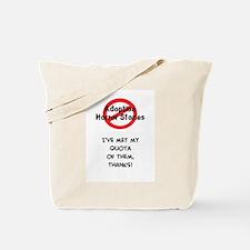 Adoption horror stories Tote Bag