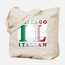 Chicago Italian Tote Bag