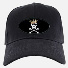 Crowned Pirate Baseball Hat