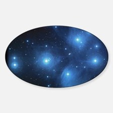 Sweet OM Pleiades poster (small) Decal