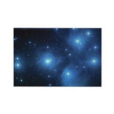 Sweet OM Pleiades poster (small) Rectangle Magnet