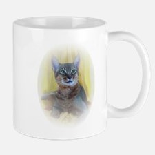 Abyssinian Cat Photo Mug