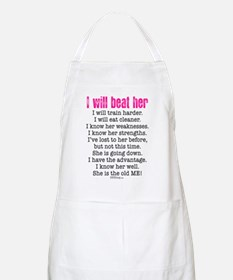 I Will Beat Her Apron