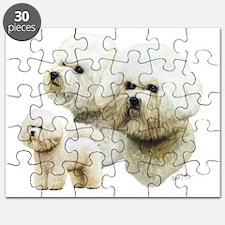 Bichon Frise Multi Puzzle