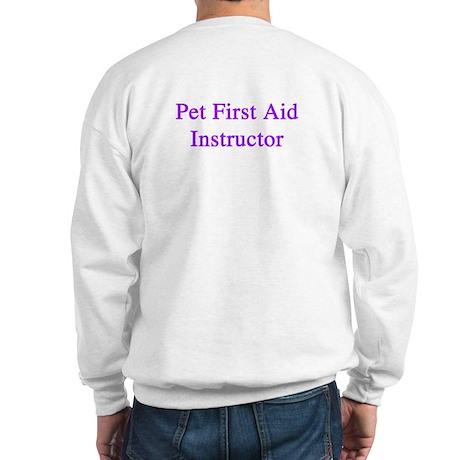 Pet Tech Instructor Sweatshirt