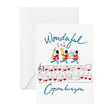 wonderful music Greeting Cards (Pk of 10)