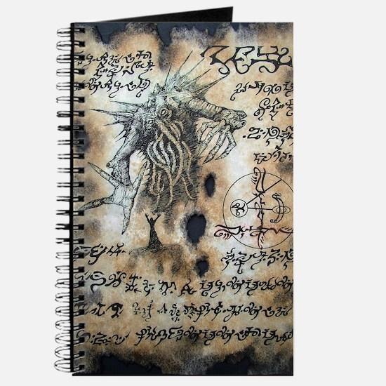 Calling Cthulhu Journal