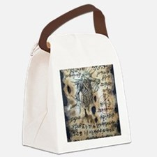 Calling Cthulhu Canvas Lunch Bag