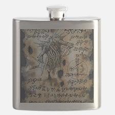 Calling Cthulhu Flask