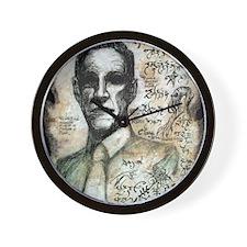 H.P. Lovecraft  Wall Clock