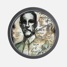 H.P. Lovecraft  Wall Clock