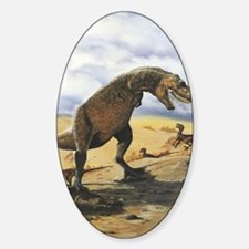 Dinosaur T-Rex Decal