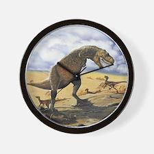 Dinosaur T-Rex Wall Clock