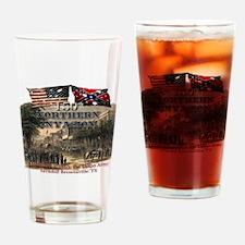 Northern Invasion Drinking Glass