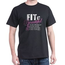 Fit Is Beautiful T-Shirt