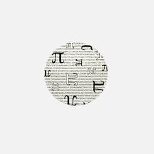 Digits of Pi Mini Button (10 pack)