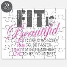 Fit is Beautiful Puzzle