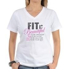 Fit is Beautiful Shirt