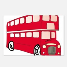 bus Postcards (Package of 8)