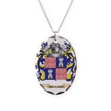 Defiling Coat of Arms Necklace
