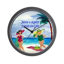Jenny pillow Wall Clock
