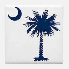 SC Emblem Tile Coaster