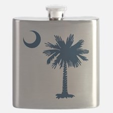 SC Emblem Flask