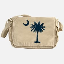 SC Emblem Messenger Bag