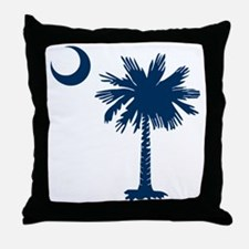 SC Emblem Throw Pillow