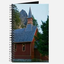 Yosemite Chapel Journal