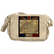 Battle of Waterloo Messenger Bag