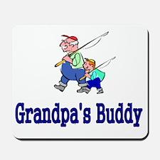 Grandpas Buddy Mousepad