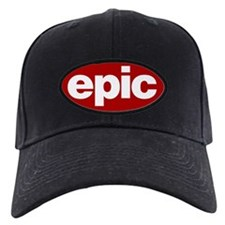 EPIC Logo Baseball Hat