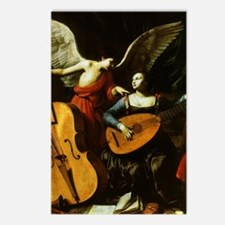 Saint Cecilia and the Ang Postcards (Package of 8)
