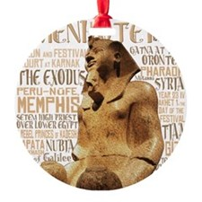 Amenhotep II Ornament