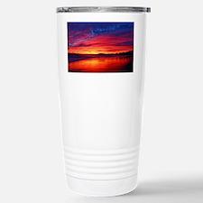 Amanecer con viento Sur Travel Mug
