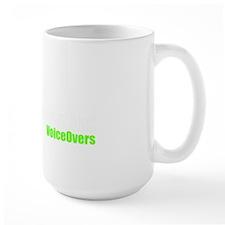 RadioWaves.us VoiceOvers Neon Logo Mug