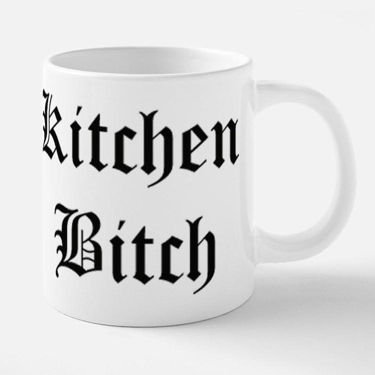 Kitchen Bitch Mugs