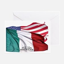 Italian American Greeting Card