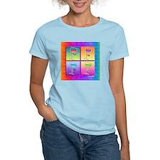 WINE Pop Art T-Shirt
