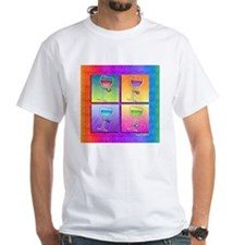 WINE Pop Art Shirt